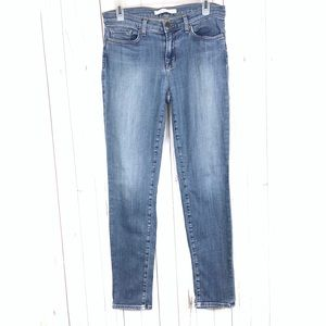 J.Brand Skinny Coastal Light Wash Jeans Size 29